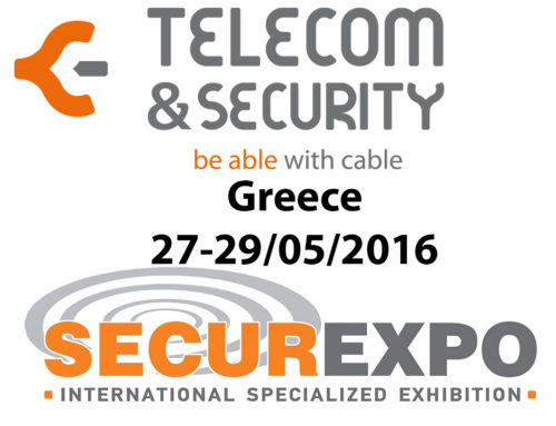 Telecom & Security @ Grecia Secure Expo (Timelapse)
