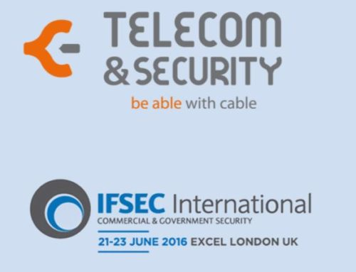 Telecom & Security @ London IFSEC (Timelapse)