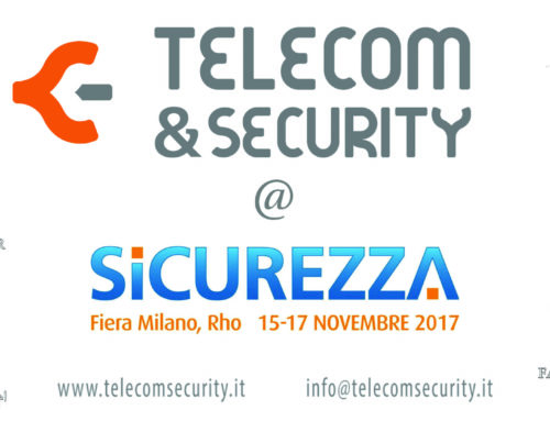 Telecom & Security – Easy Fiber @ SICUREZZA 2017 (Thanks!)