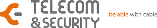 Telecom & Security Logo